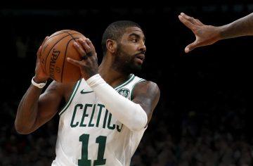 Kyrie Irving trafi do Brooklyn Nets!
