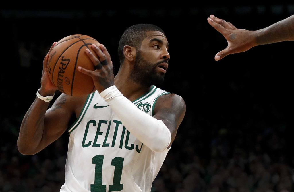 Kyrie Irving trafi do Brooklyn Nets!