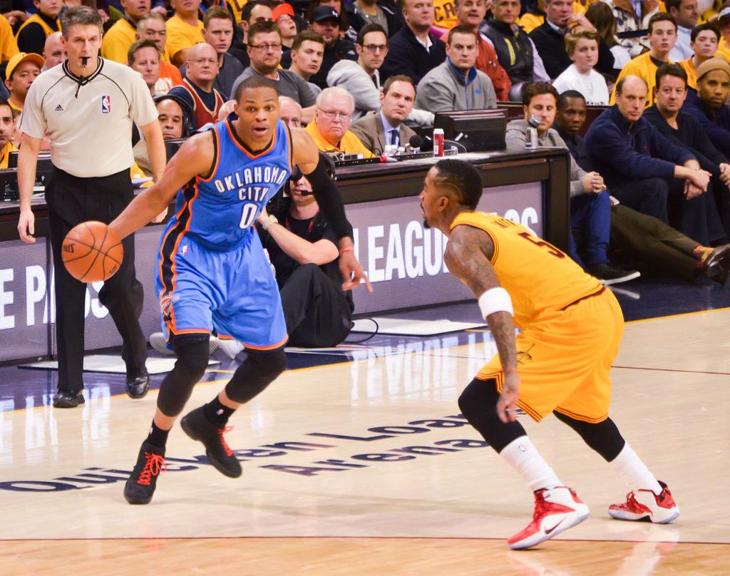 Westbrook: Pachulia próbował mi zrobić krzywdę