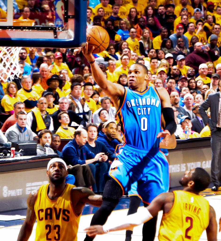 Davis: Jeśli muszę, będę grał jak Westbrook