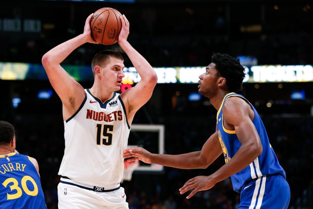 Nikola Jokic Denver Nuggets