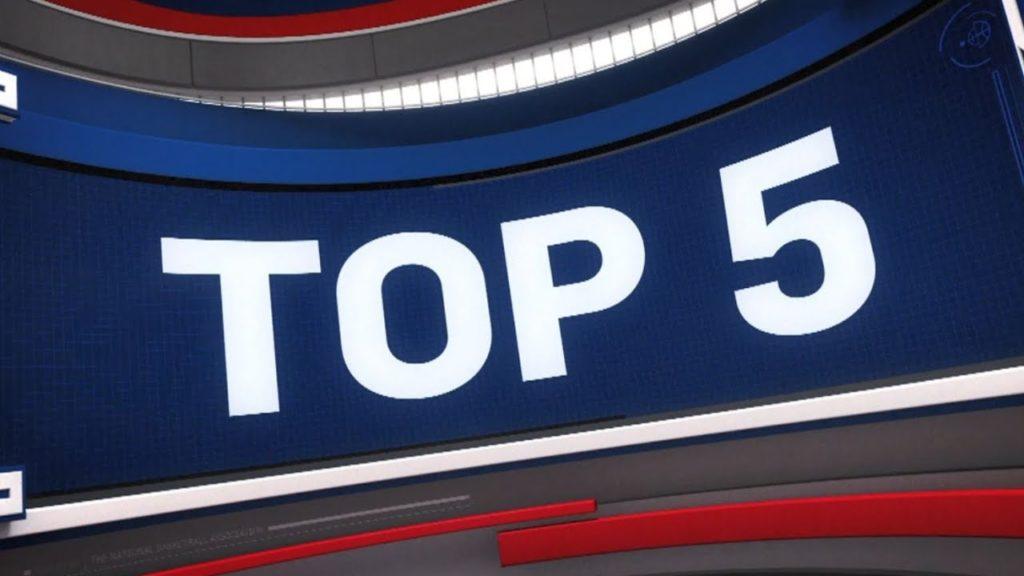 NBA Top 5
