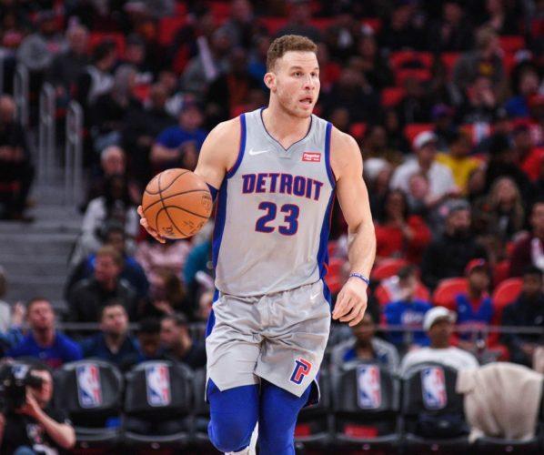 Blake Griffin Pistons