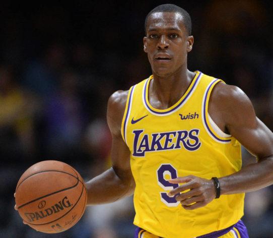 Lakers Rajon Rondo