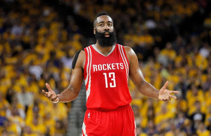 Kobe: Grając w ten sposób Harden nie wygra tytułu