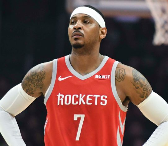 Melo Anthony