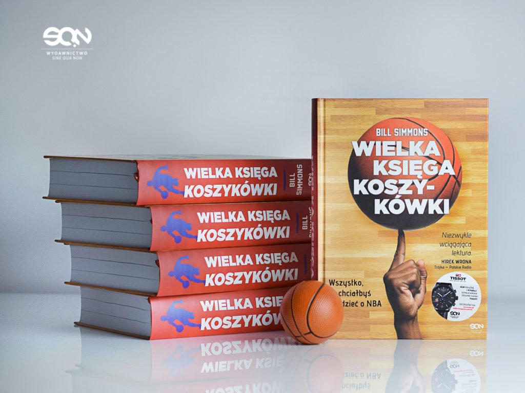 Książka nba koszykówki