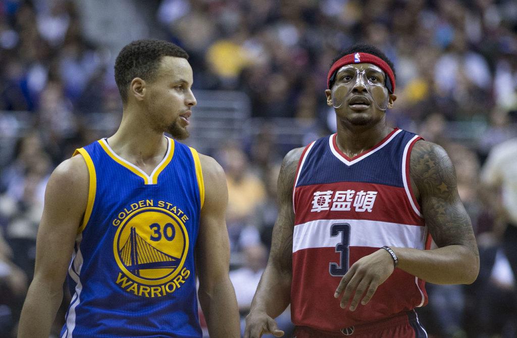 Steph Curry dołącza do listy kontuzjowanych w Warriors