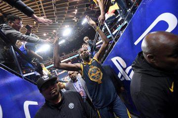 Warriors nieoficjalnie zastrzegą numer KD