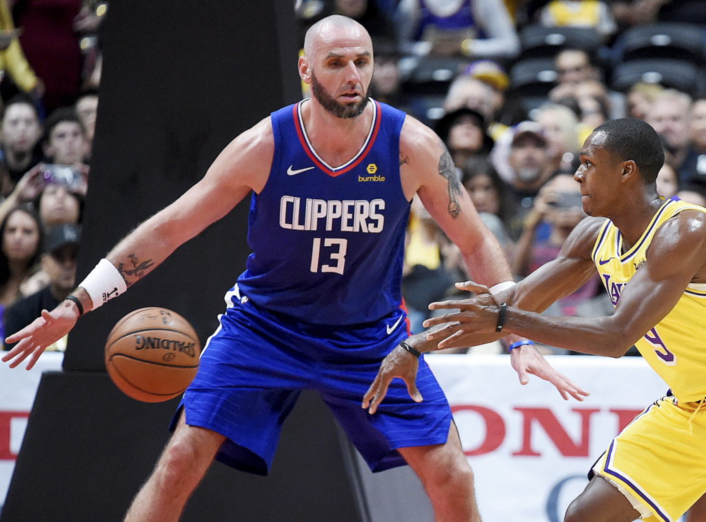 Marcin Gortat na liście Los Angeles Lakers