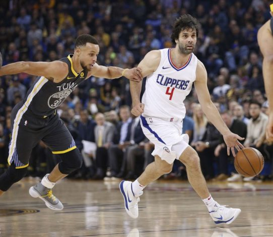 Milos Teodosic Clippers