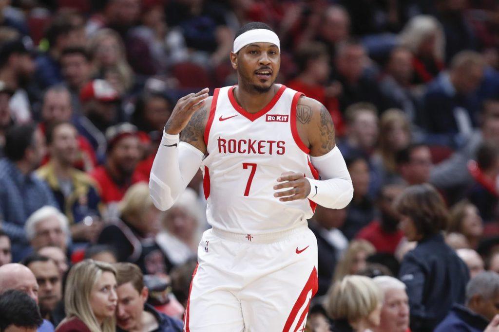Houston wysyłają Melo do Chicago Bulls!