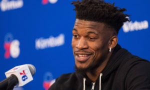 Jimmy Butler priorytetem dla Houston Rockets
