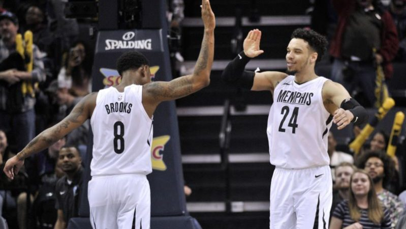 MarShon Dillon Brooks Grizzlies
