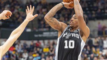 Efektywni Spurs wróciil na dobre
