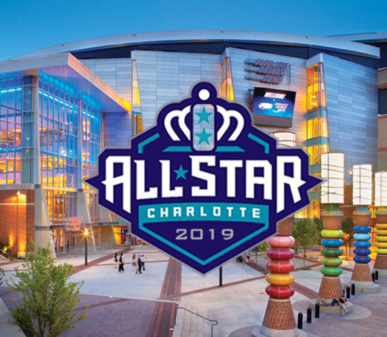 All Star Game Charlotte 2019