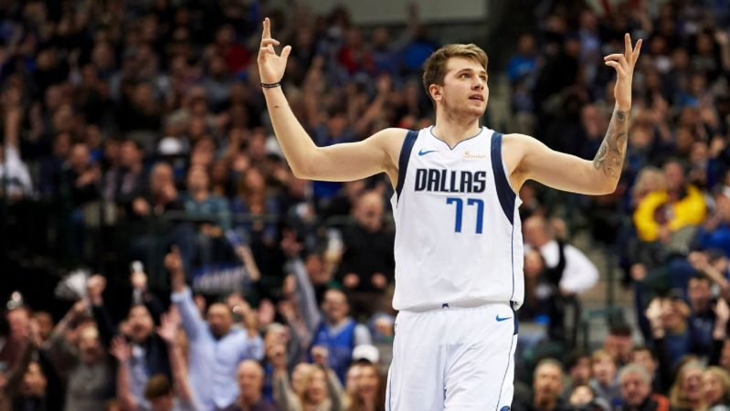 Luka Doncic Mavericks Mavs
