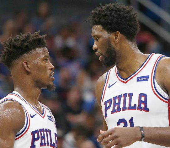 Embiid Butler Sixers