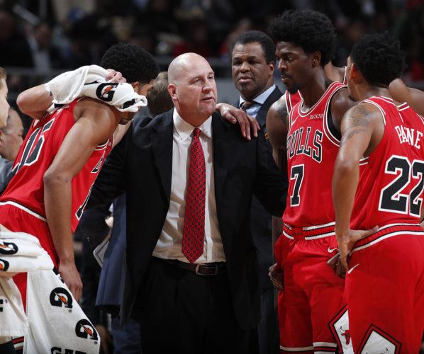 Jim Boylen Chicago Bulls