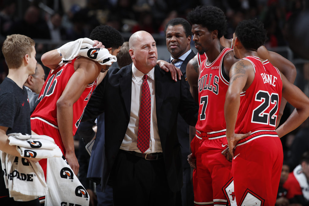 Jim Boylen Chicago Bulls