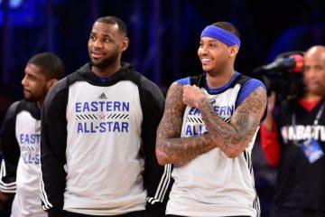 Lakers wciąż są zainteresowani sprowadzeniem Melo!