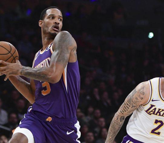 Trevor Ariza Lonzo Ball Suns Lakers