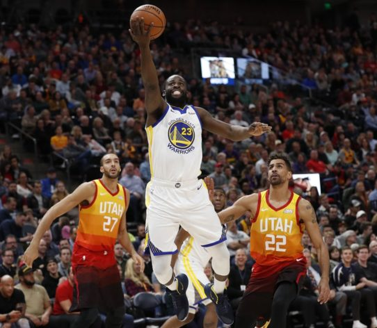 Golden State Warriors Draymond Green