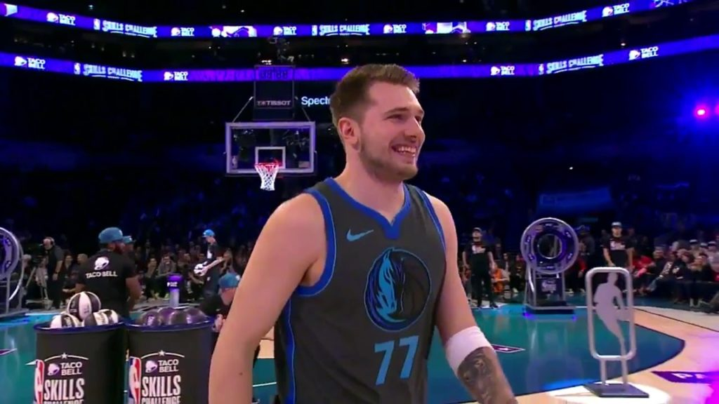 Luka Doncic ROTY
