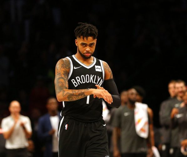 D'Angelo Russell Nets