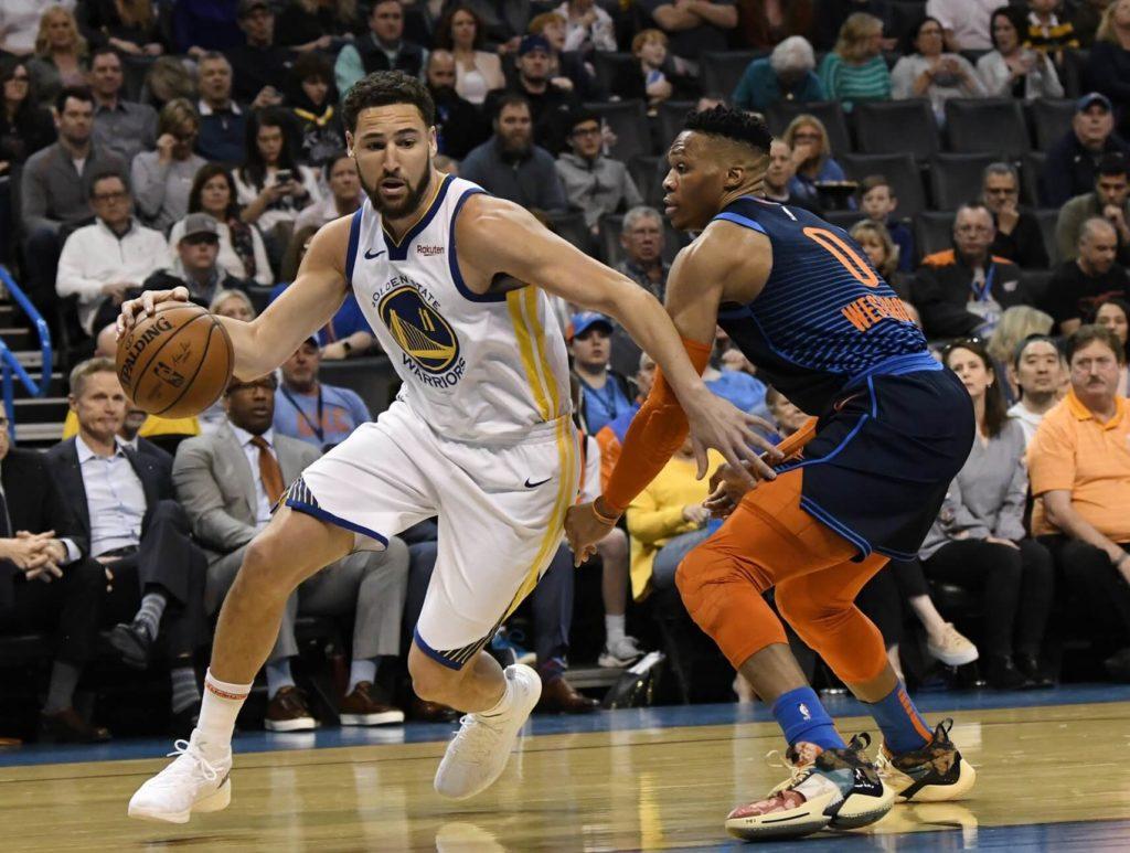 Warriors zdominowali Thunder, Millsap z game-winnerem
