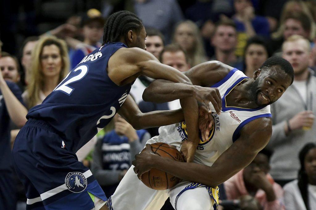 Wielki mecz Lakers, szalona końcówka Warriors
