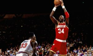 "RetroWtorki: Hakeem ""The Dream"""