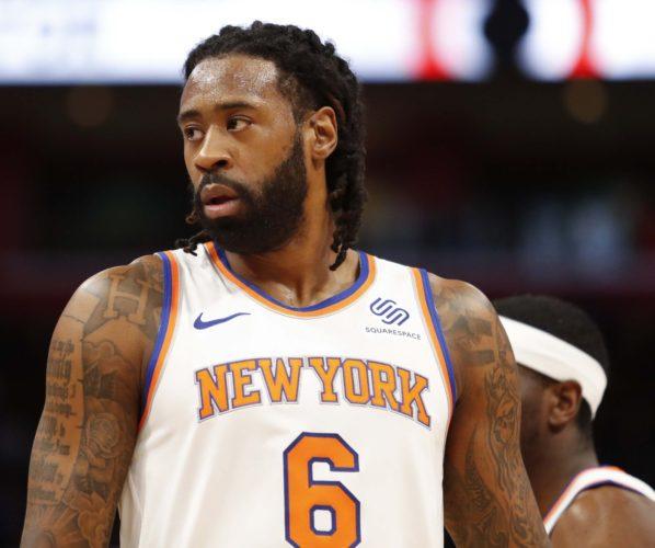 DeAndre Jordan Knicks