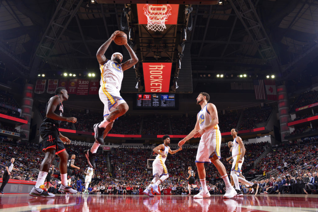 Warriors ograli Rockets, kompromitacja Pistons, Westbrook w formie!