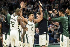 Bucks rozpoczną Playoffy osłabieni brakiem zawodnika pierwszej piątki