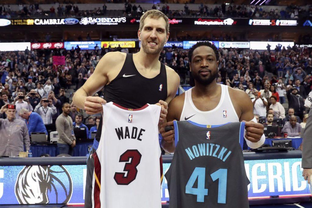 Spurs zastrzegli #20 Ginobiliego, ostatni mecz Wade'a i Nowitzkiego