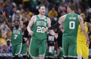 Hayward: Seria z Pacers to dopiero początek