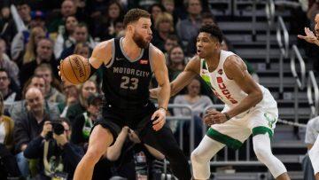 Bucks vs. Pistons – przełamać klątwę pierwszych rund