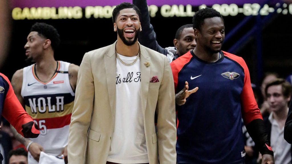 New Orleans Pelicans wciąż wierzą w zatrzymanie Davisa