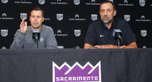 Sacramento Kings zwalniają trenera Dave'a Joergera!
