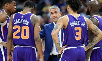 Phoenix Suns zwalniają trenera!