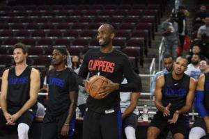 Clippers zwalniają Mbah'a'Moute, by zrobić miejsce na wzmocnienia