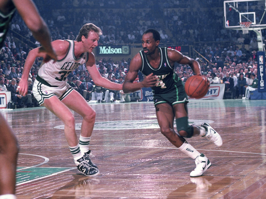 Sidney Moncrief i Paul Westphal dołącza do Hall of Fame