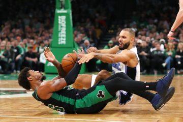 Kontuzje w obozie Boston Celtics przed samymi Playoffami