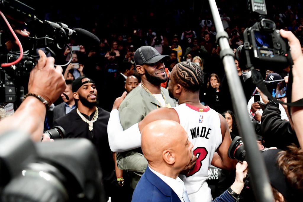 Koniec sezonu! Znamy pary playoffowe! Koniec karier Wade'a i Dirka