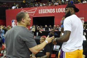 Tyronn Lue nie zostanie trenerem Los Angeles Lakers