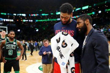 Transfer Davisa zatrzyma Irvinga w Bostonie?