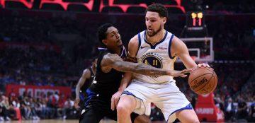 Klay Thompson wybierze między Warriors i Clippers