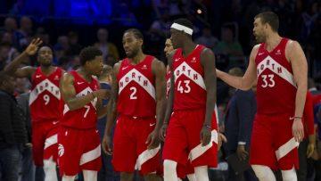 Ok, więc czy Toronto Raptors mają właściwie szansę na Mistrzostwo NBA?