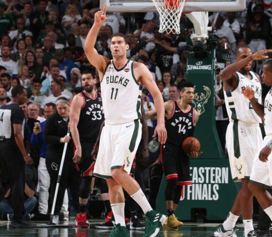 Brook Lopez Milwaukee Bucks